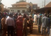 Ayobo-Ipaja Residents Protest Alleged Imposition Of CDA Leadership In The LCDA