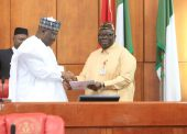 Just In: Senate Swears In PDP's Ekpenyong