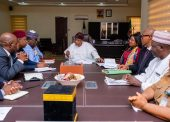 In Pictures, Aregbesola Hosts Management Team Of Infrastructure Concession Regulatory Commission (ICRC) ‪