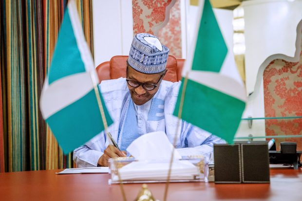 Buhari Wants Senate To Confirm Obiora as CBN Deputy Gov, Akande as NCC Chairman