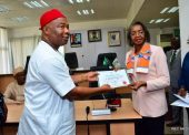INEC Gives Uzodinma Certificate Of Return