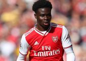 Arsenal Legend Praises Saka, Labelled Him Classy Left-back