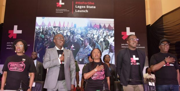 Sanwo-Olu Leads Campaign For Gender Equality