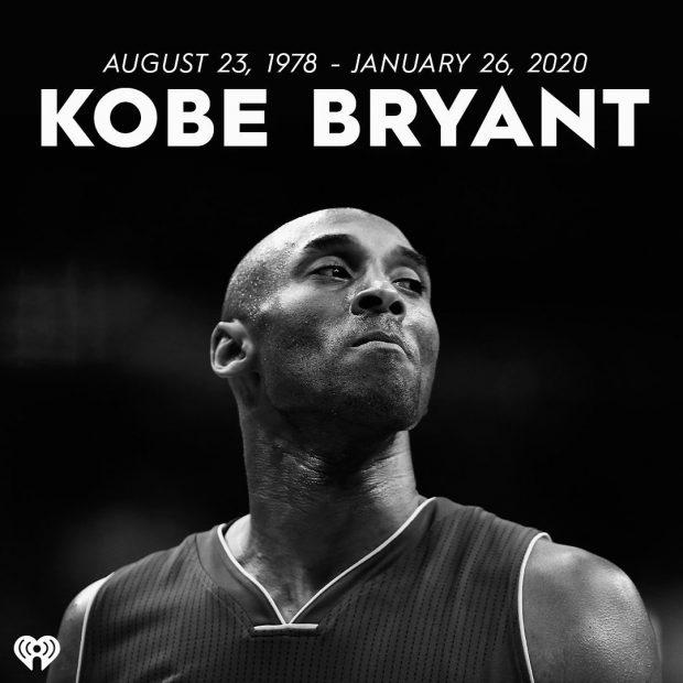 NBA Star, Kobe Bryant Dies In California Helicopter Crash