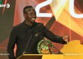 CAF Awards 2019: Sadio Mane Is Africa's Best Player