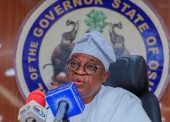 Amotekun, S/West's Response To Tackle Violent Crimes – Oyetola