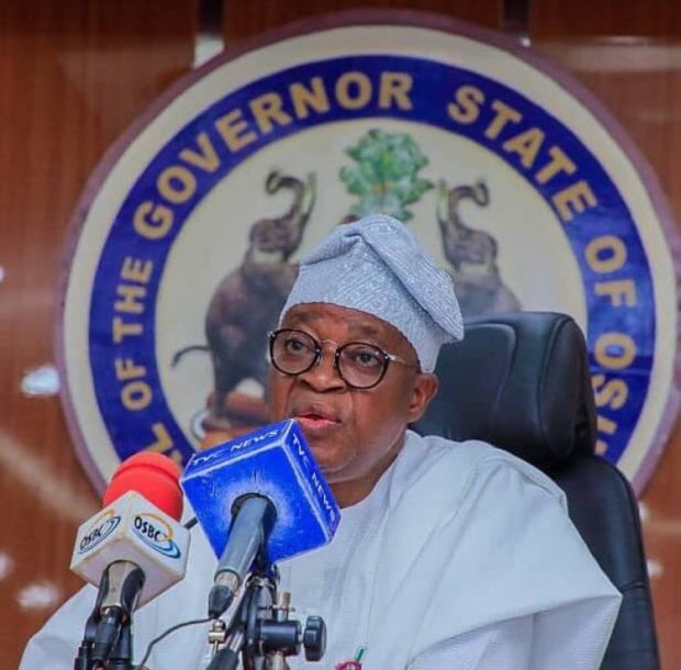 Apply Your Skills, Good Morals To Succeed In Life, Oyetola Tasks Nigerian Graduates