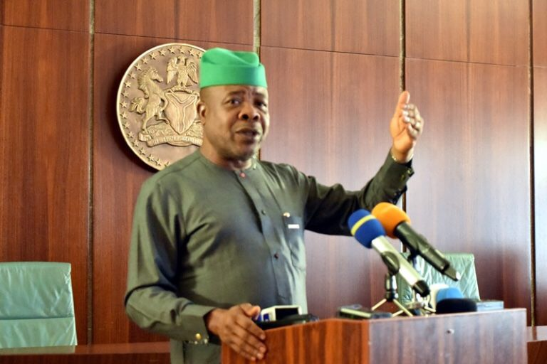 Photo of Supreme Court Removed Me Against Imo People's Wish – Ihedioha