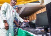 Kwara Gov Distributes Computers To Civil Servants