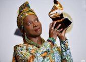 Grammy Awards: Burna Boy Loses To Angelique Kidjo