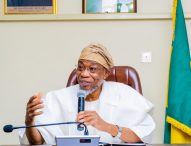 All Recruits Into Arm-bearing Agencies Will Now Undergo Medical Test Before Employment – Aregbesola
