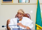 In Pictures, Aregbesola Hosts NMA Leaders