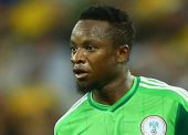 Onazi Targets Eagles Return