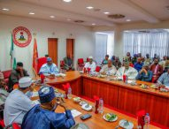 Senate President Inaugurates Committee on Nigerian Security Challenges