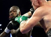Tyson  Fury Knocks Out Wilder In 7th Round