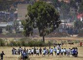 Tragedy! 13 Children Killed, 40 Injured Pupils In Primary School Stampede