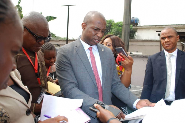 """EFCC Vows to Arrest Promoter Of Fake """"EFCC Cell"""" Report"""