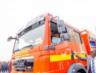 FG Charges Fire Service On Effective Service Delivery
