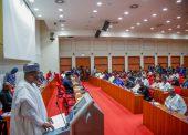 Lawan Inaugurates Senate 56-member Constitution Review Committee