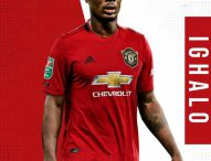 Odion Ighalo Joins Manchester United On A Six-month Loan Deal