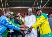 Kwara Gov Assures On Investing In Sports