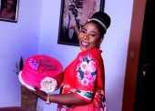 Bose Olubo's Dazzling Birthday Photo Shoot