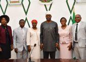 Makinde Swears-in Five New Permanent Secretaries
