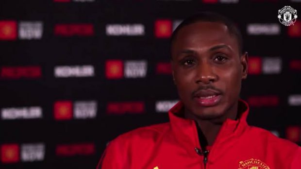 Just In! Coronavirus Stops Odion Ighalo From Manchester United's Winter Break Trip To Spain