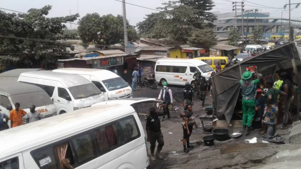 Lagos Gives Illegal Structure Owners In Mile 2 7 Days To Vacate Area