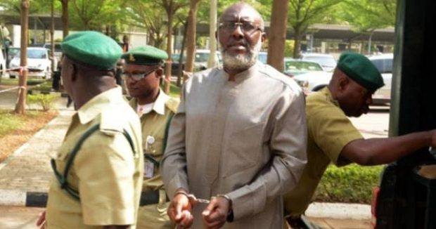 Ex-PDP Spokesman Olisah Metuh To Spend 7 Years In Prison, To Refund N45m To FG