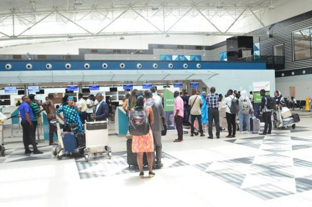 Four Days On, 1500 Nigerian Air Passengers Still Stranded In Ghana