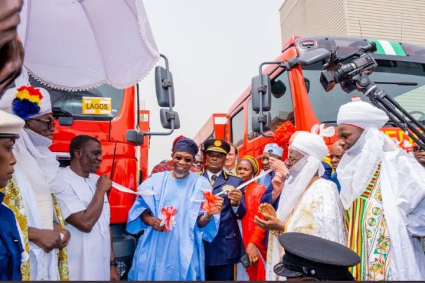 FG Committed To Improved Fire Service For Effective Service Delivery – Aregbesola