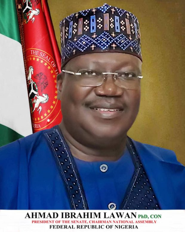 $22.79bn Loan: N'Assembly Will Take Full Responsibility, Won't Allow Diversion Of Funds – Lawan