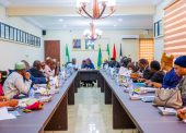 In Pictures, Aregbesola Chairs Maiden inaugural Meeting Of Committee On Citizen Data Management