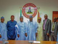 Senate President Assures Surveyors Of Support