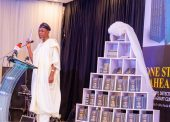 In Pictures, Aregbesola Launches Farida Waziri's Book On Buhari's Behalf