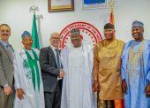 Lawan Seeks Nigeria, Finland's Collaboration On Hi-Tech, Trade