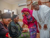 Lawan Leads High Power Senate's Delegation To Longjan's Family, Says He Was A Man Of Peace