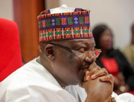 SERAP Writes Lawan, Wants Senate To Drop Bill Proposing Foreign Education For Repentant Terrorists