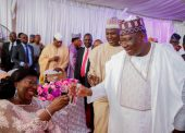 In Pictures, Senate President At 60th Birthday Celebration Of Senator Eyakenyi