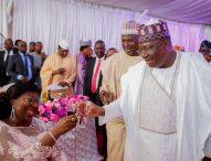 In Pictures, Senate President At 60th Birthday Celebration Of Senator Eyakenyi