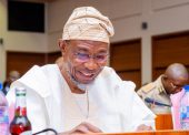 In Pictures, Aregbesola Briefs Senate Committees on Interior, Judiciary On Visa On Arrival Policy for Africans