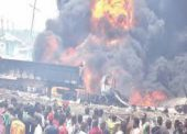 Lagos Explosion: Enforce Urban Planning Designs, Right Of way, Lawan Charges NNPC