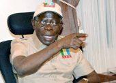 APC Crisis: Lagos Backs Oshiomhole