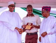 Osun Student Is Nigeria's Young Scientist Of The Year, Awarded Presidential Scholarship To PhD Level
