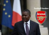 Dangote Must Pay About N1tr To Buy Arsenal
