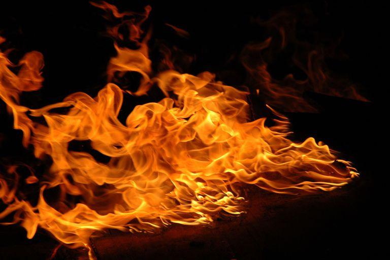 Photo of Fire Gut Down LG Secretariat In Zamfara
