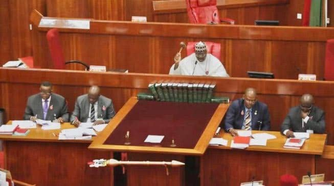 Photo of Senate asks FG to ban travel from countries with high risk of coronavirus