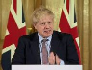 Breaking: UK PM, Boris Johnson Tests Positive For Coronavirus