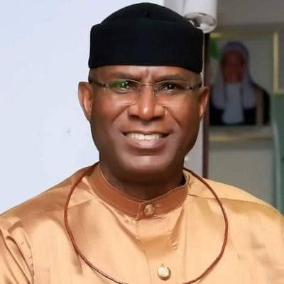 Photo of Omo-Agege Mourns Abule Ado Victims, Describes Late Principal As Shinning Light